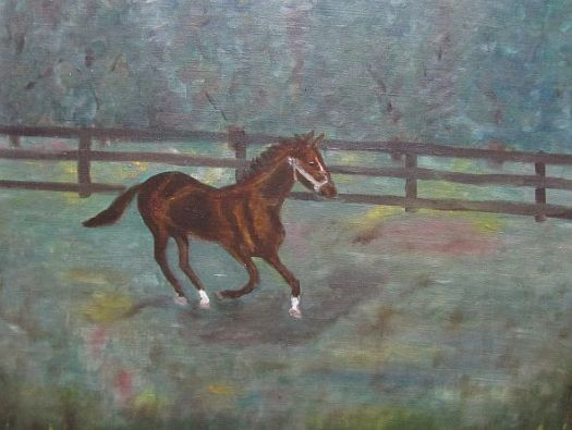 the Brown Trot