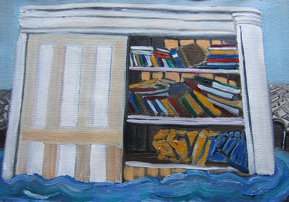 Titanic Library