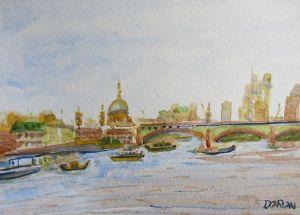 St Paul Thames