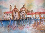Pink Venice