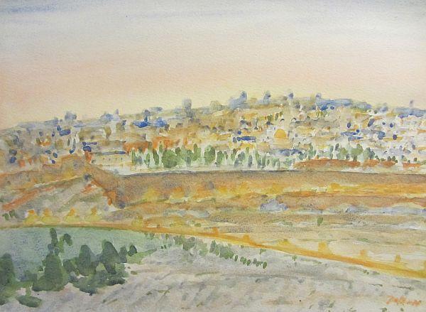 Jerusalem 1 tn