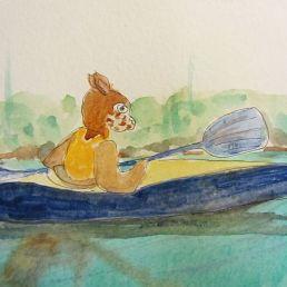 Fraz canoe