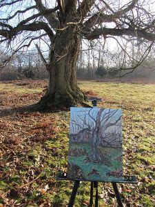 one tree story