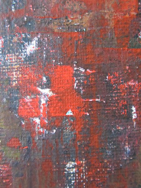Vandalism red