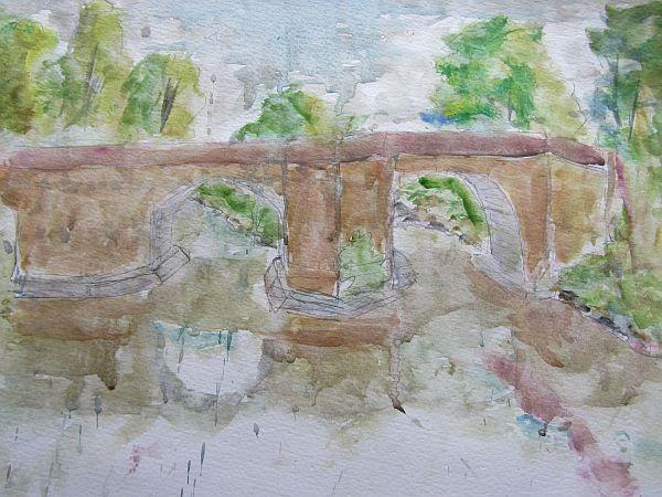 Yalding Bridge tn