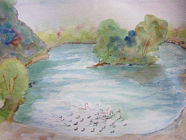 Haysden Lake tn